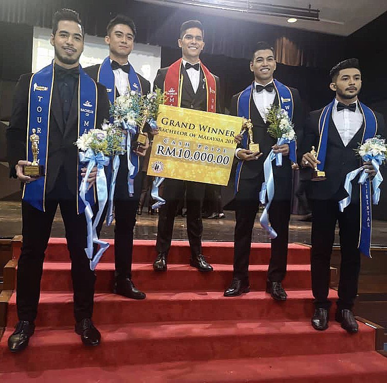 Misters of Malaysia 2019 winners