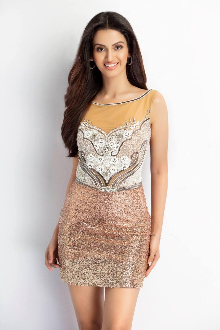 Shivani Jadhav - Miss Grand India 2019
