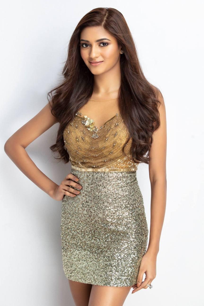 Shreya Shanker - Miss United Continents India 2019