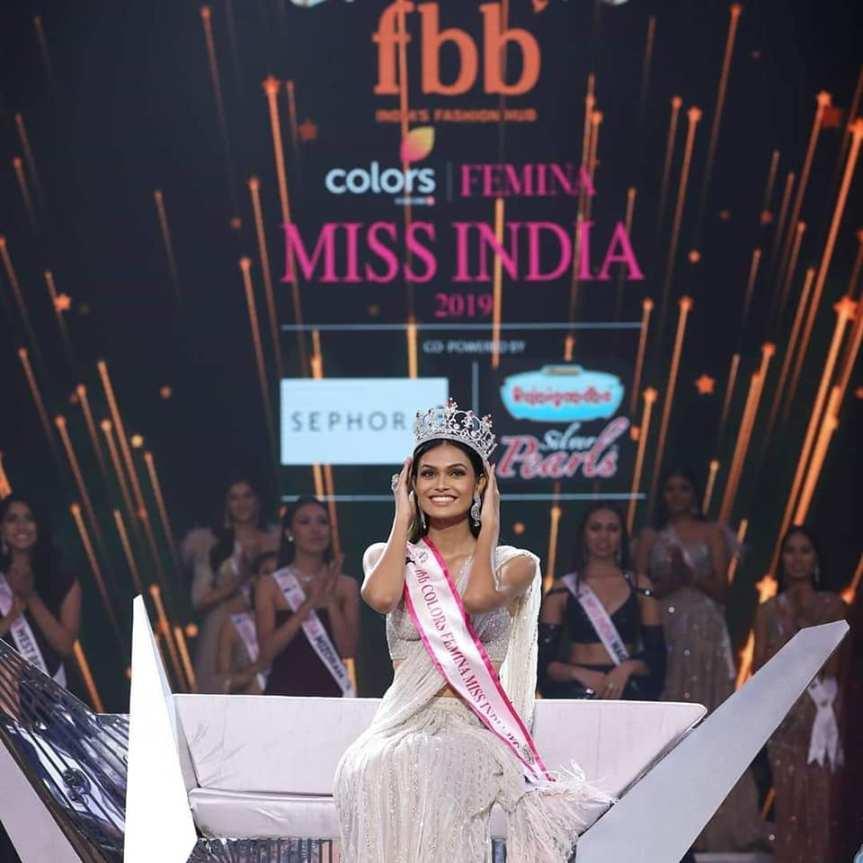 Suman Rao Miss India 2219
