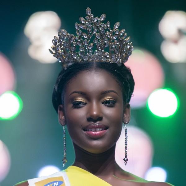 Tara Gueye Miss World Cote'DIvoire