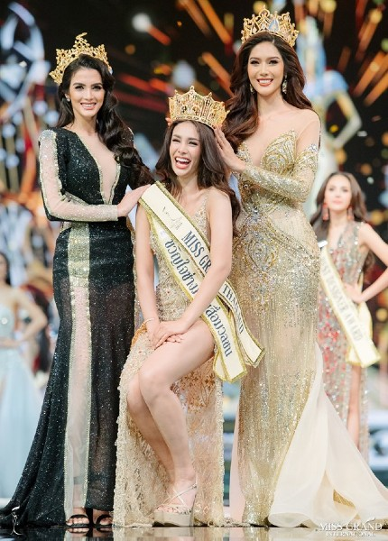 Coco Arayha Suparuk Miss Grand Thailand 2019