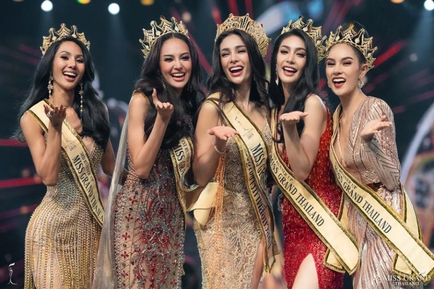 Miss Grand Thailand 2019