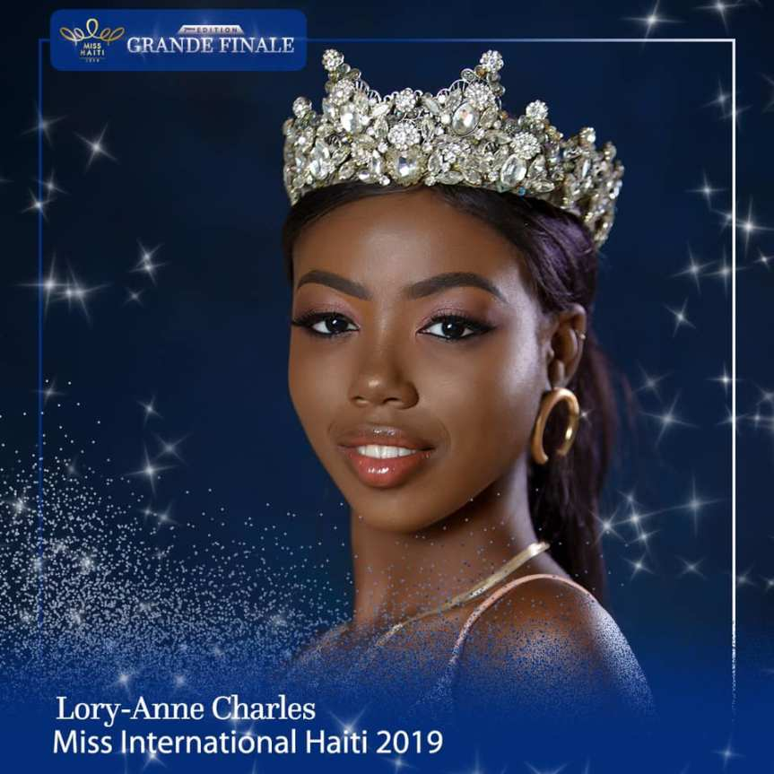 Miss International Haiti 2019