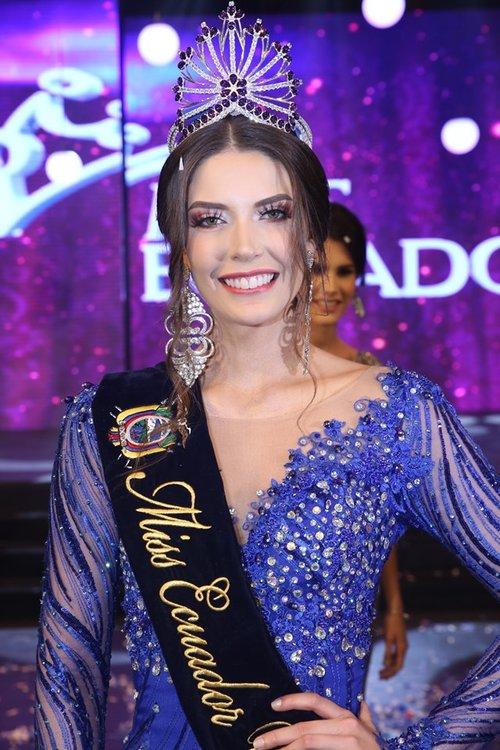 Miss Universe Ecuador 2019