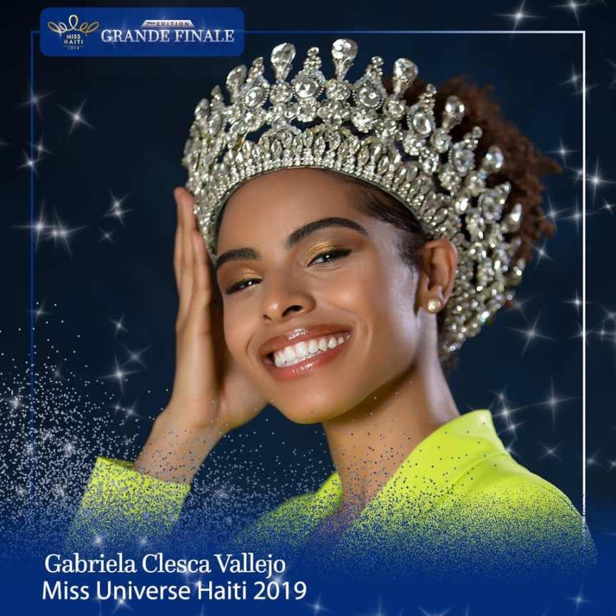 Miss Universe Haiti 2019