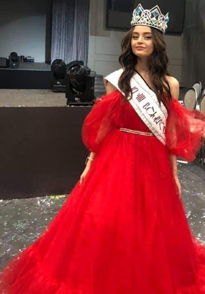 Miss World Armenia 19