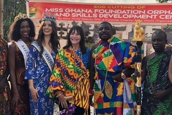 Miss World Ghana pageant 2019