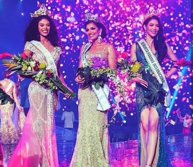 Señorita Panamá 2019 winners