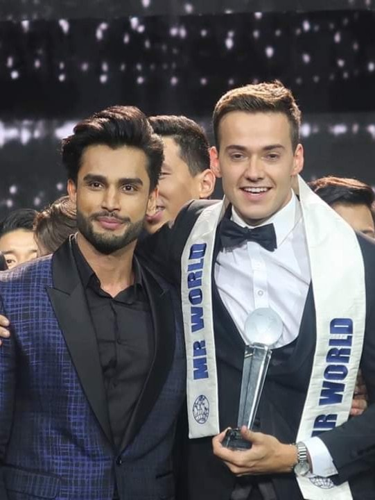 Mr World 19