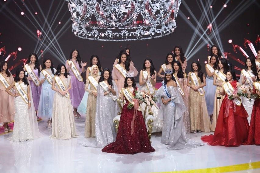 Pricilia Carla Yules Miss Indonesia 2020