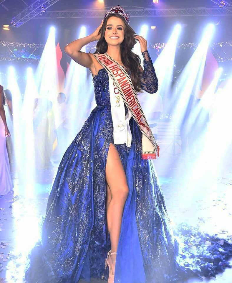 Reina Hispanoamericana 2019